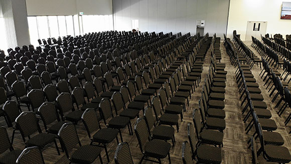We can customise your Conference Seating